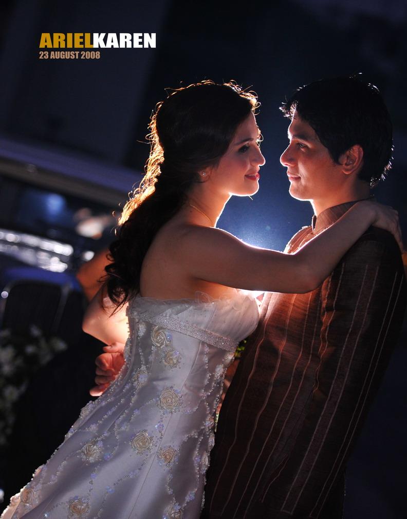 Atendido-Marek Wedding