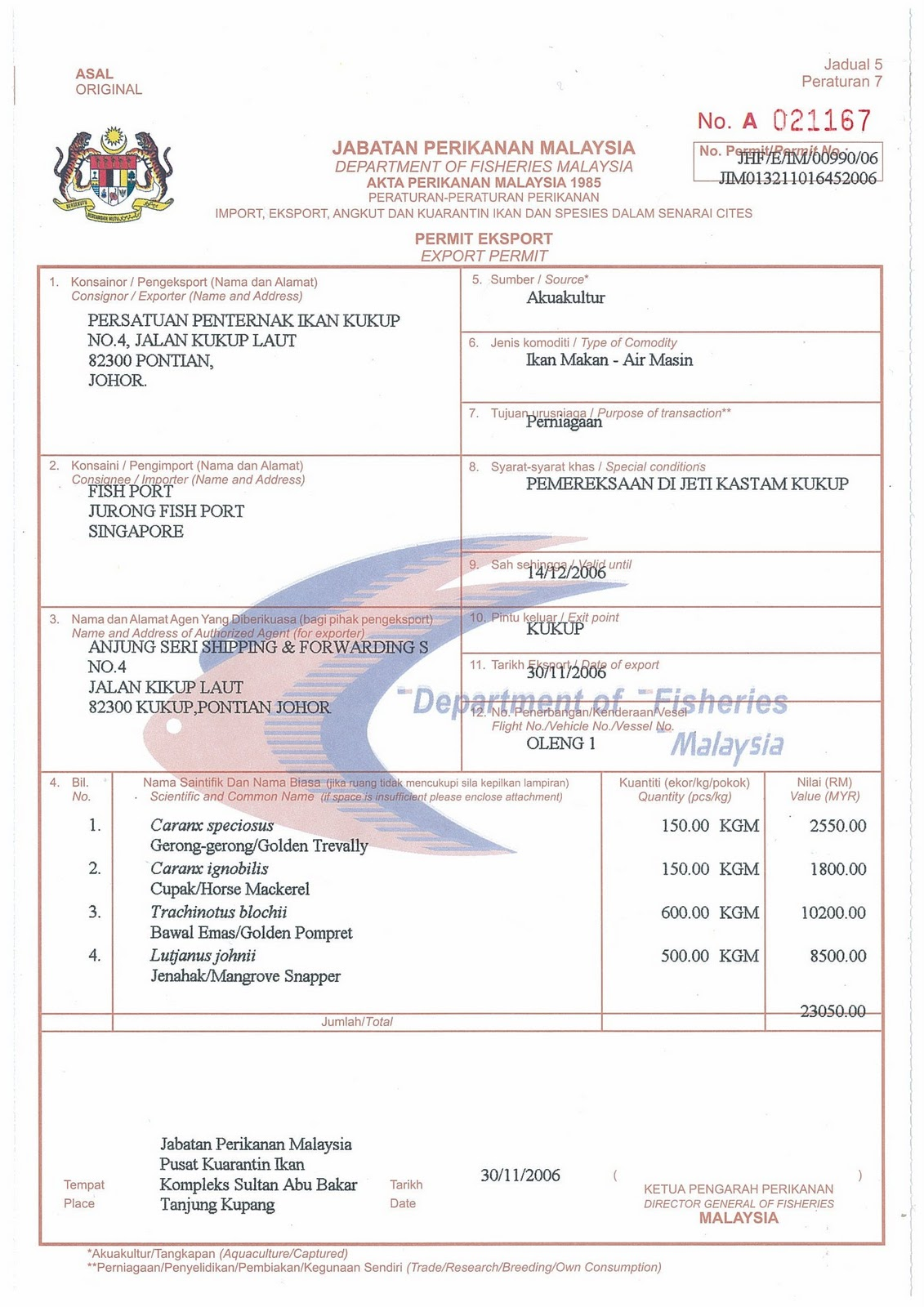 export and import malaysia The export incentives regime in malaysia a export of manufactured goods and agricultural produce 1 exemption of income for increased exports (a.