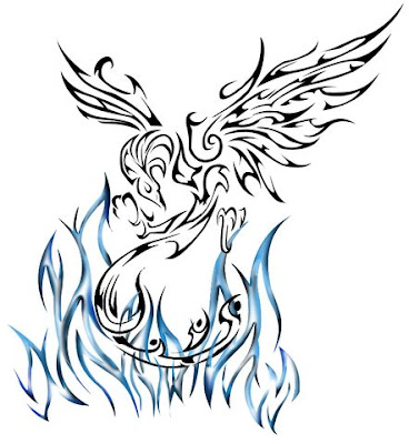 phoenix tattoos designs