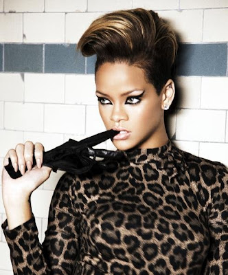 Rihanna Looking Dangerous In Rated R Promotional Pictures