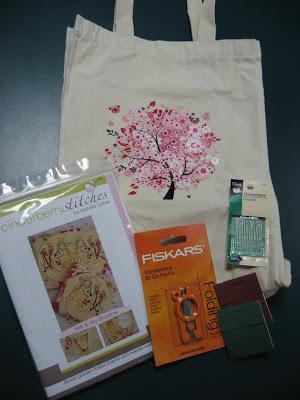 Paula's Fabulous Floss Giveaway Prize