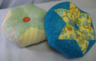 Giant Pin Cushions
