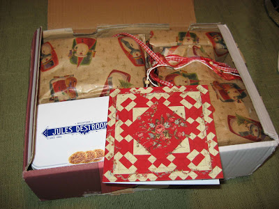 Secret Santa Christmas Swap gift received!