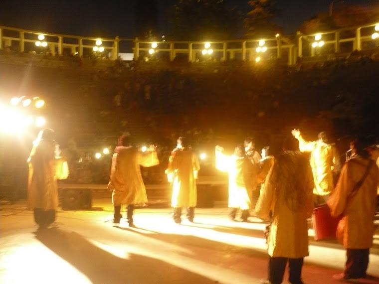en el teatro griego (cordoba)
