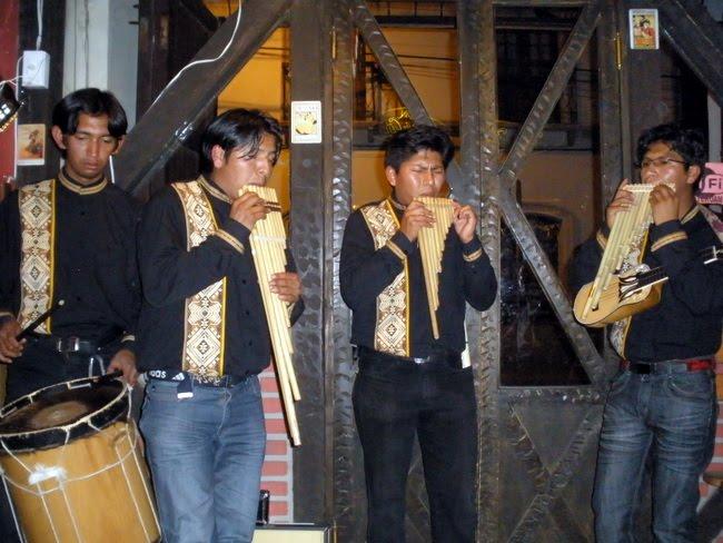 grupo phuyñari [haz click sobre la imagen para ver el album completo]