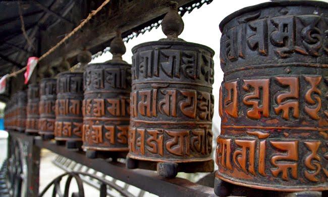 rodillos de oración · nepal [haz click sobre la imagen para ver el album completo]