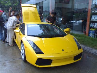 """Cường """"đôla"""": chủ nhân siêu xe Lamborghini!"""