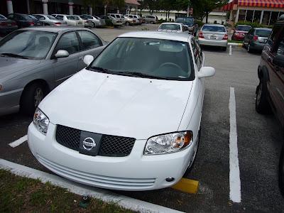 2006 Nissan Sentra Special Edition