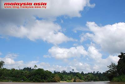 Sabah Kinabatangan River