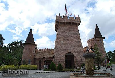 Castle at Berjaya Hills Colmar Tropicale
