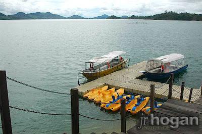 Hilton Longhouse Resort in Sarawak
