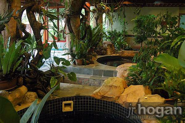 Borneo Highlands Bidayuh Spa