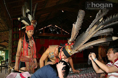 Kadazandusun Warrior Sabah