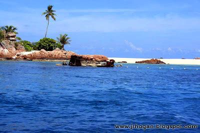 Shipwreck Redang Marine Park