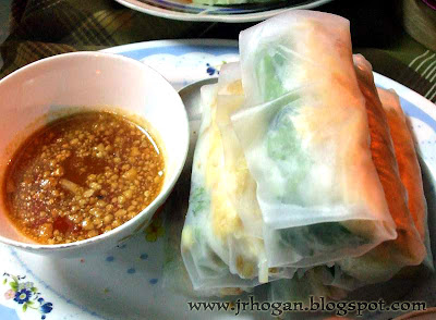 Spring Rolls Lao Style