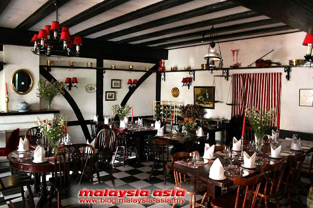 Restaurant Cameron Highlands Smokehouse