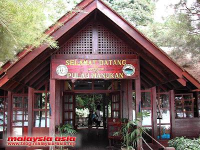 Manukan Island Resort Honeymoon Package