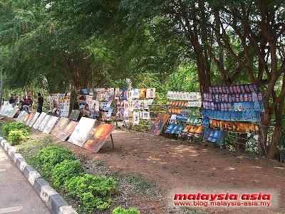 Art Paintings in Vientiane