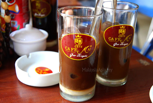 Vietnamese Coffee in Hanoi