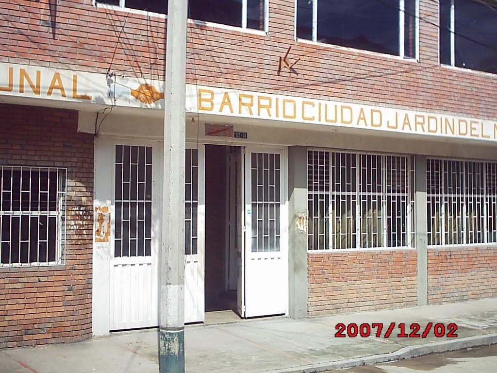 Fotos tomadas por jorge alberto baron desde 2008 con una for Barrio ciudad jardin bogota