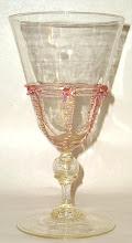 19th Century Venetian Goblet
