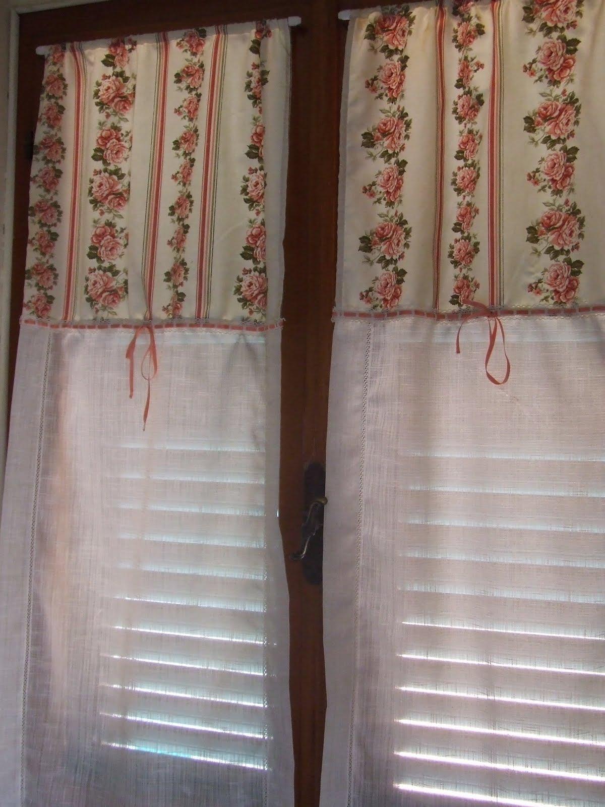 Il negozio alla francese tende toile de jouy con tessuti for Tessuti francesi arredamento