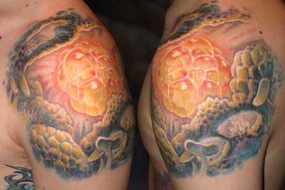 amazing tattoo stencils