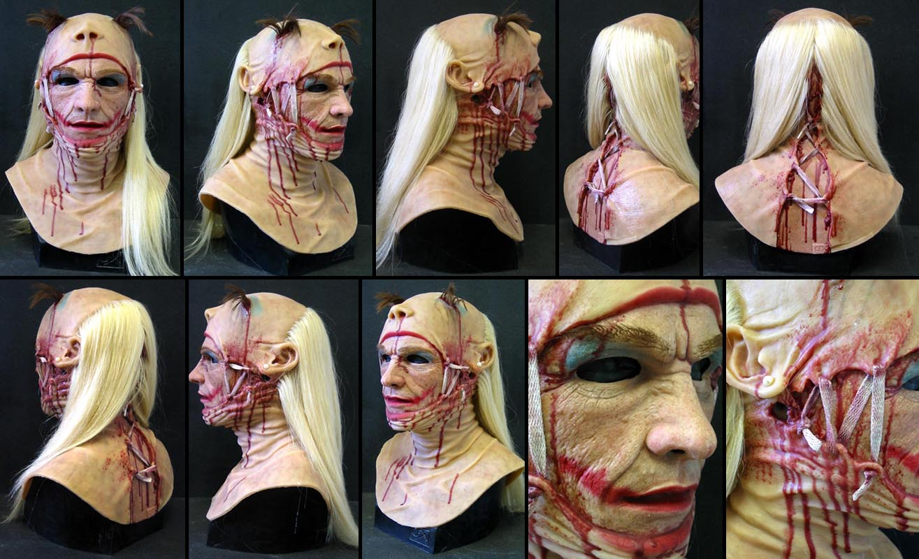 CFX Silicone Masks | Blood Curdling Blog of Monster Masks