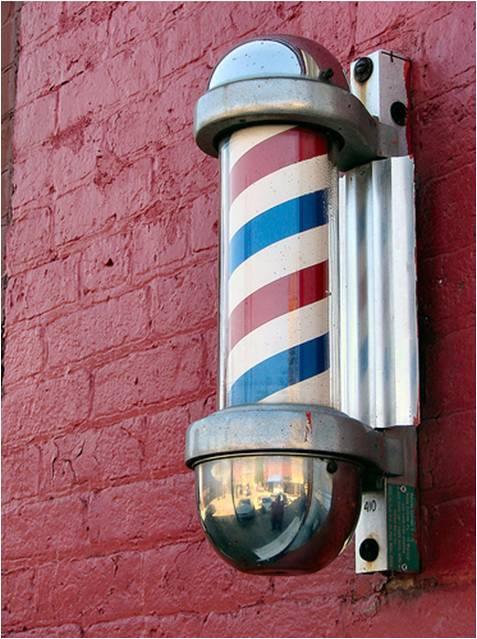 Barber Parlor : metaforismi: Barber Shop