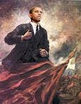 Barack Hussein Obama's Portrait