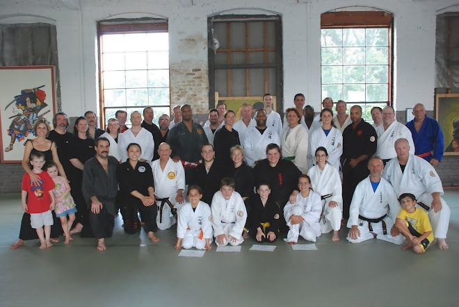 Camp Budo 2009 Group Photo