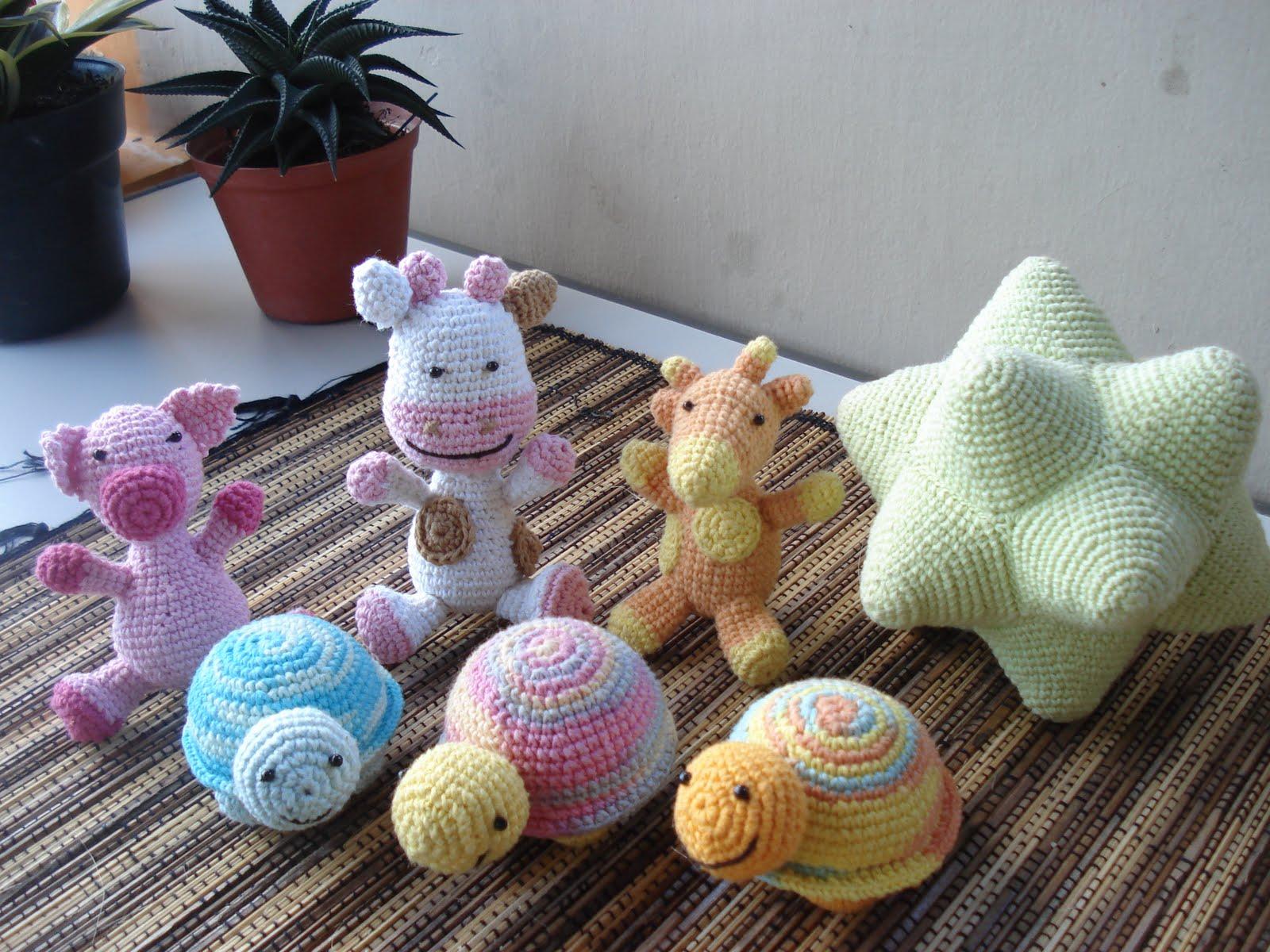 Amigurumi Boneka : Amigurumi crochet