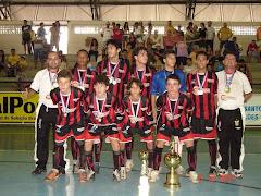 Bi Campeão Metropolitano Infantil 2007