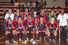 Tri Campeão Metropolitano Infantil 2008