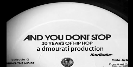 And You Don't  Stop, a dmourati Production