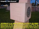 HOMENAJE A LA ARISTOCRACIA GOLPISTA EN JEREZ