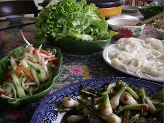 Verdure fondue Laotienne -sin dat