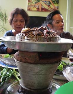 Fondue Laotienne - sin dat