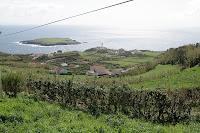 Café Portugal - PASSEIO DE JORNALISTAS nos Açores - São Jorge - Vista sobre a Pontinha