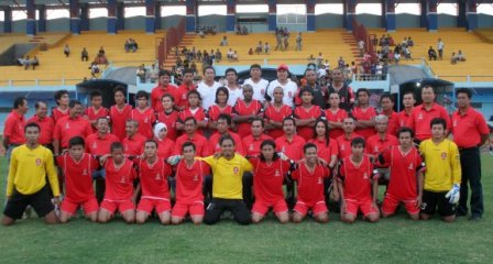 Full Team Persijap Jepara 2009 / 2010