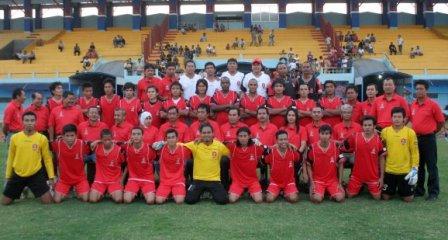 Full Team Persijap Jepara 2009 / 2010