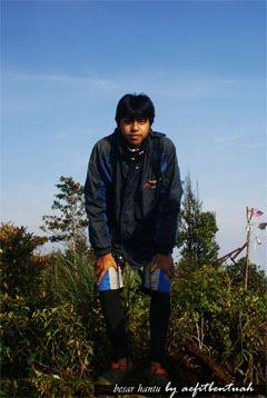 Me @ Besar Hantu