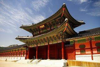 景福宮の興礼門