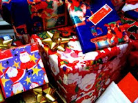 photo of presents