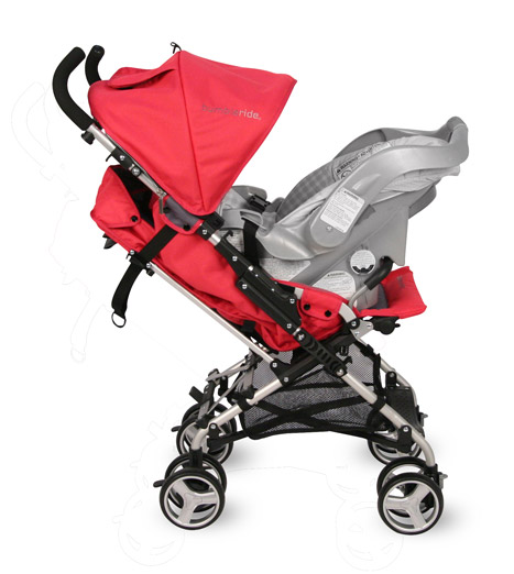 bumbleride flite stroller and carrycot review giveaway two of a kind working on a full house. Black Bedroom Furniture Sets. Home Design Ideas