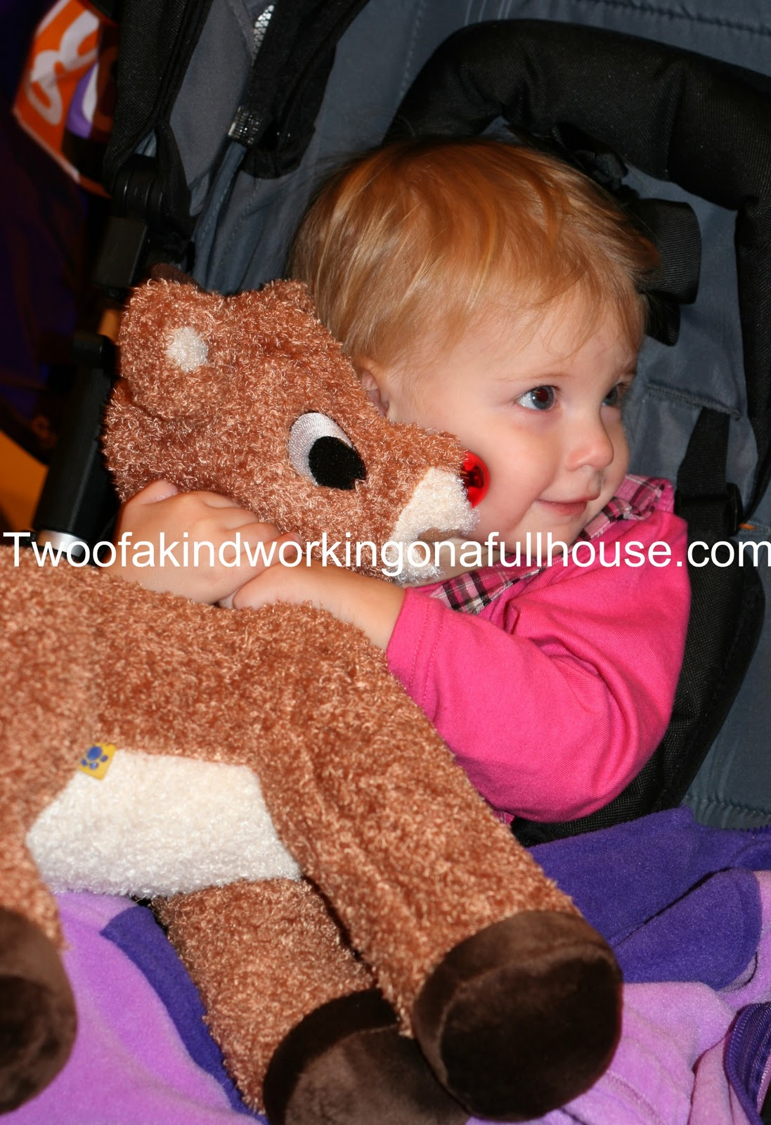 Does Build A Bear Have Rudolph For
