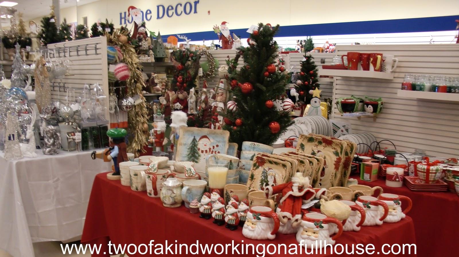 Holiday Shopping At Marshalls And Tjxx