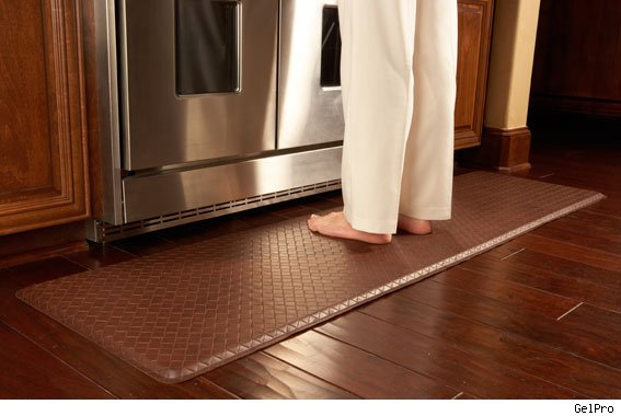 gelpro anti fatigue kitchen floor mats review giveaway two of a