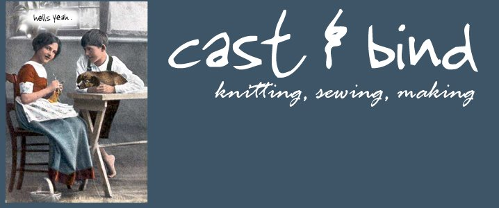 Cast &amp; Bind