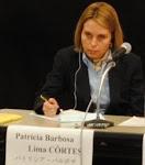 Patricia Côrtes, primeira-secretária do Setor de Comunidades da Embaixada do Brasil em Tokyo